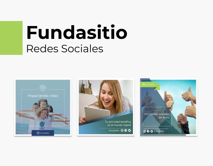 Portada Behance - Fundasitio Redes Sociales